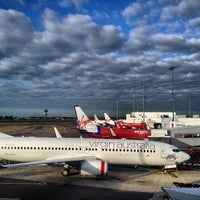 Photo taken at T2 Multi-User Domestic Terminal by Broken T. on 5/4/2013