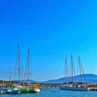 Photo taken at Akkum Liman, Ozbek Koyu by Alpin O. on 8/7/2016