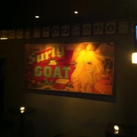 Photo taken at The Surly Goat by Ashley S. on 12/16/2012