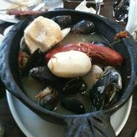 Photo taken at Puerto Calbuco by Kiko C. on 9/29/2012