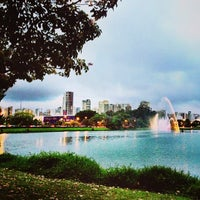 Photo taken at Parque Ibirapuera by Eduardo A. on 10/25/2013