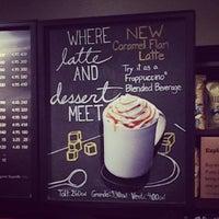 Photo taken at Starbucks by Albert T. on 1/18/2014