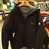 Photo taken at Eddie Bauer by Albert T. on 11/6/2014