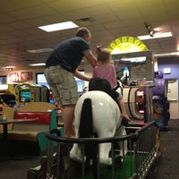 Photo taken at Chuck E. Cheese's by Rhonda M. on 6/26/2013