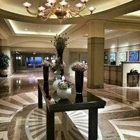 Photo taken at Fairmont Miramar Hotel & Bungalows by Radim S. on 7/25/2013