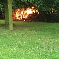 Photo taken at Brilschans Park by Sabrina K. on 6/6/2016