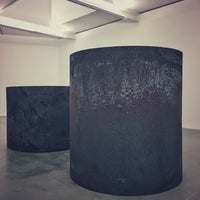 Photo taken at Gagosian Gallery by Paul L. on 10/15/2016