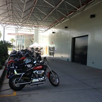 Photo taken at Seminole Harley-Davidson by Jeff C. on 7/6/2013