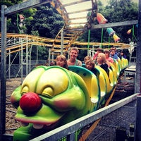 Photo taken at Lightwater Valley by Matthew S. on 8/29/2013