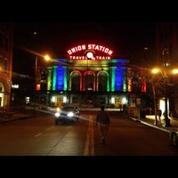 Photo taken at Denver Union Station by Jerad L. on 11/26/2012