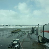 Photo taken at Gate D50 by Martin P. on 4/8/2013