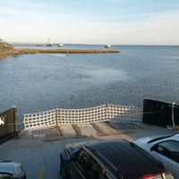 Photo taken at Southport Ferry Terminal by Erica J. on 12/27/2012