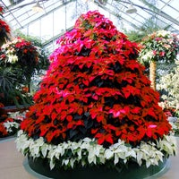 Photo taken at Niagara Parks Floral Showhouse by NiagaraFallsTourism on 12/14/2012