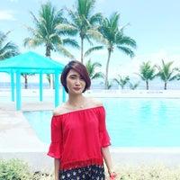 Photo taken at Villa Acosta Spring Resort by Leizl B. on 7/23/2016