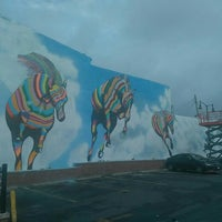 Photo taken at The Markets at Highlandtown by Marian R. on 6/3/2016