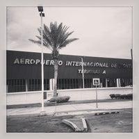 Photo taken at Monterrey International Airport (MTY) by Javier B. on 2/21/2013