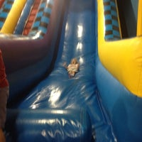 Photo taken at Pump It Up by Angela T. on 11/4/2012