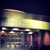 Photo taken at George Bush Presidential Library and Museum by Олег Ш. on 11/8/2012