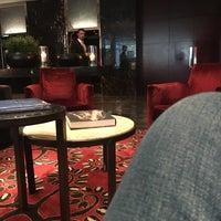 Photo taken at Spa at Four Seasons Hotel London at Park Lane by Khalid K. on 1/5/2017