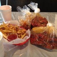 Photo taken at Hot N Juicy Crawfish by *~Nhi~* on 9/5/2012