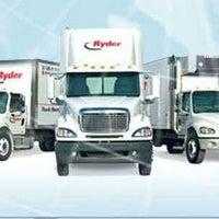 Photo taken at Ryder Transportation And Logistics by Eduardo G. on 10/31/2012