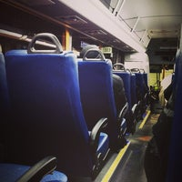 Photo taken at NJT - Bus 139 by Tonianne T. on 1/23/2013