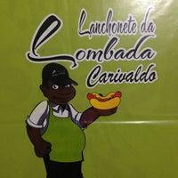 Photo taken at Lanchonete da Lombada Carivaldo by Nil F. on 3/19/2013