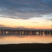 Photo taken at Sloan's Lake Park by Jillynn L. on 10/25/2013