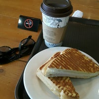 Photo taken at Caribou Coffee by Essa A. on 10/12/2016
