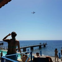 Photo taken at Praia das Palmeiras by Cleared F. on 7/17/2016