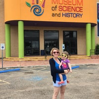 Photo taken at Corpus Christi Museum of Science and History by Ryan P. on 5/8/2016