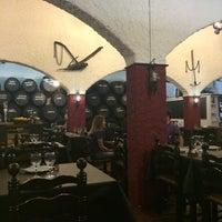 Photo taken at Restaurant Mas Pi by Valeriya on 6/20/2014
