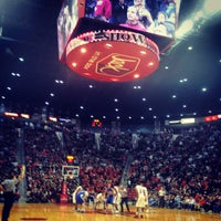 Photo taken at Viejas Arena by Steve A. on 3/7/2013