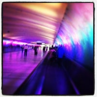 Photo taken at Tunnel of Light by Sarah J. on 12/28/2012