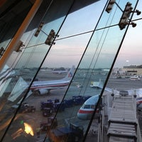 Photo taken at American Airlines Admirals Club by Ricardo M. on 10/22/2012