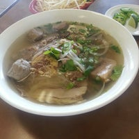 Photo taken at Pho One by Julio C. on 10/1/2012