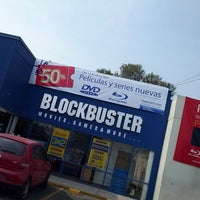 Photo taken at Blockbuster by Paola R. on 11/11/2012
