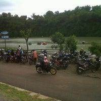 Photo taken at Wisata Alam Jembangan by Irwan H. on 1/1/2013