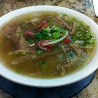 Photo taken at Pho Hung by Arthur L. on 10/13/2012