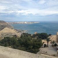 Photo taken at Castillo de Santa Barbara by Eva H. on 3/29/2013