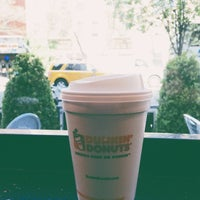 Photo taken at Dunkin' Donuts by Nicholas B. on 4/26/2013