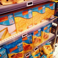 Photo taken at Carrefour market by Gianluca M. on 11/5/2012