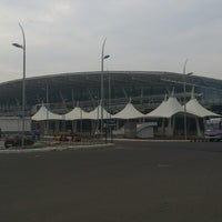 Photo taken at Chennai International Airport (MAA) by ElamParithi A. on 9/29/2012