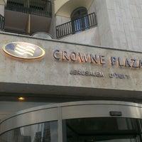 Genesis Lobby Lounge @ Crowne Plaza Hotel Jerusalem