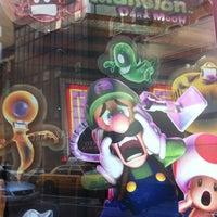 Photo taken at Nintendo NY by Caroline M. on 3/5/2013