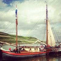 Photo taken at Hafen Bingen by Thomas H. on 9/19/2014