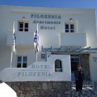Photo taken at Filoxenia Apartments by Neiki U. on 5/3/2014