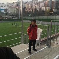 Photo taken at BJK Fulya Tesisleri by Özgür .. on 2/1/2016
