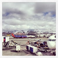 Photo taken at Salt Lake City International Airport (SLC) by Christopher T. on 2/26/2013