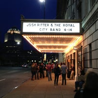 Photo taken at Taft Theatre by Andrew G. on 4/15/2013